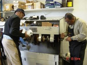 naval academy cobbler shop