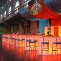 Lighted Bar Tables