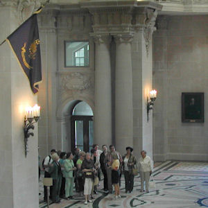 Bancroft Hall Rotunda