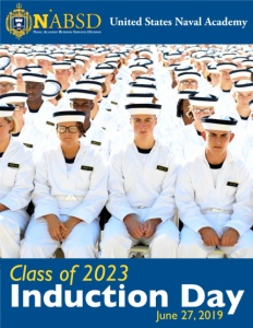 Induction Day Class of 2023